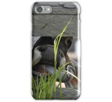TOUNGUEING FOR A FEED. iPhone Case/Skin