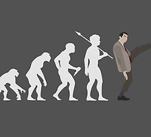 Evolution of Bean (White) by Twagger