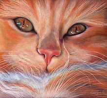 Soft Kitty, Warm Kitty... by Carol Gorenko