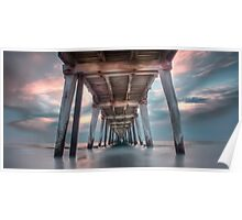 Twilight Jetty Panograph Poster