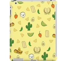 Mexican Food and other cool things iPad Case/Skin