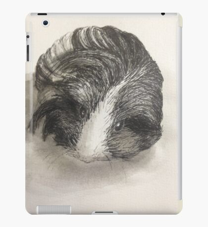 Cute Guinea Pig Painting  iPad Case/Skin