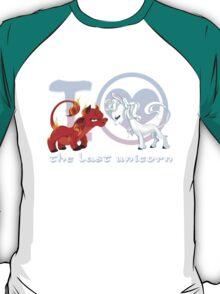 I heart The Last Unicorn T-Shirt