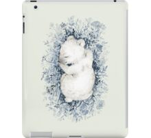 Polar Slumber iPad Case/Skin