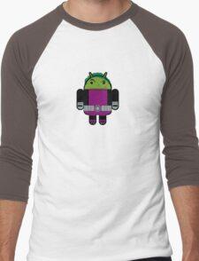 Beast Droid Men's Baseball ¾ T-Shirt