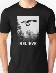 Believe - Trek T-Shirt