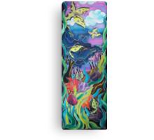 Soul Flower Canvas Print