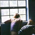 Looking Outside to see Morning by Katie Presley