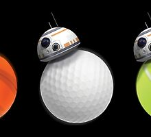 Star Wars BB-8 Balls by whaleofatime