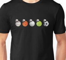 Star Wars BB-8 Balls Unisex T-Shirt