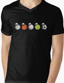 Star Wars BB-8 Balls Mens V-Neck T-Shirt