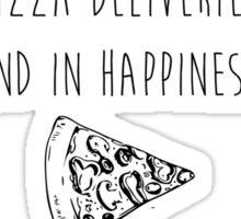 Pizza > Love Sticker