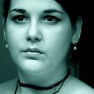Self Portrait 07 by Katie Presley