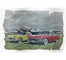 Nostalgia Airlines Poster