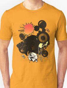 Grunge Style Music Unisex T-Shirt