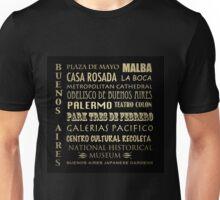 Buenos Aires Unisex T-Shirt