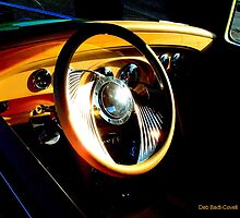 Motoring by Deb  Badt-Covell