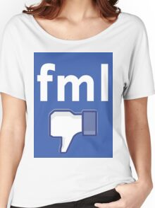 fml Women's Relaxed Fit T-Shirt