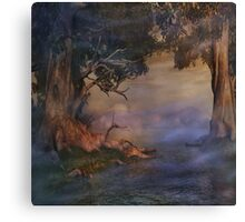 Fantasy Forest 4 Canvas Print
