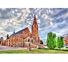 Dutch Reformed Church - Heidelberg Photographic Print