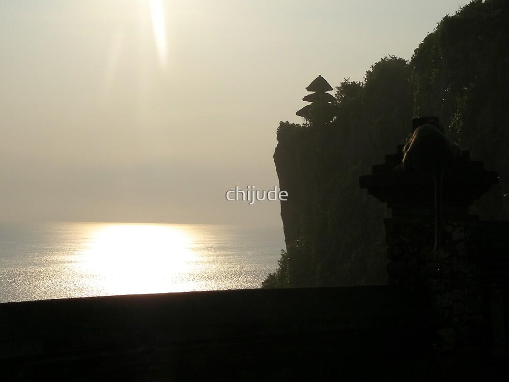 Spirits of the Sea - Uluwatu Temple, Bali by chijude