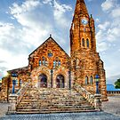 Dutch Reformed Church – Heidelberg(2) by JandeBeer