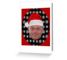 Christmas Mitchell 2 Greeting Card
