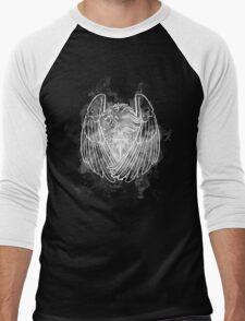 Griever Winged Men's Baseball ¾ T-Shirt