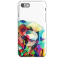Psychedelic Circle iPhone Case/Skin
