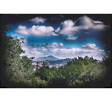 California Landscape Photographic Print