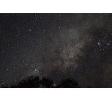 Night Sky- Milky Way Photographic Print