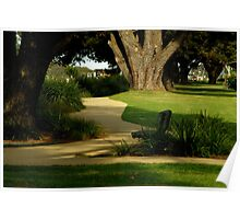 Under the trees Poster