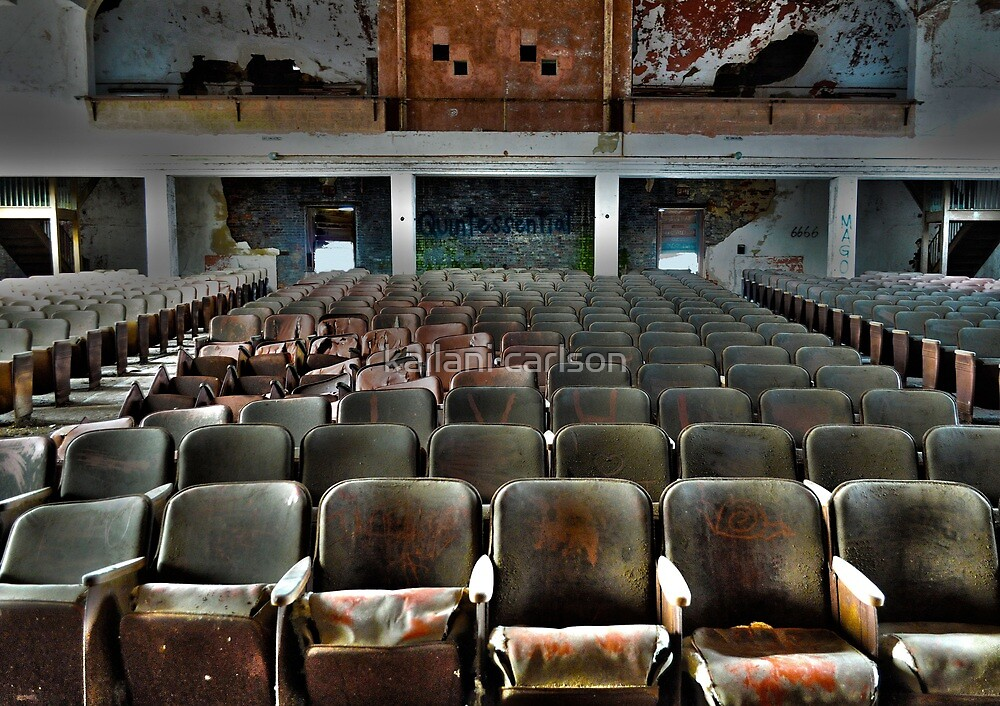 Performers View by MJD Photography  Portraits and Abandoned Ruins