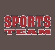 Go Sports Team! Kids Clothes