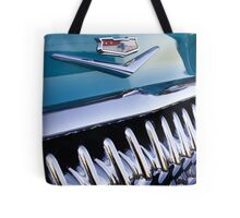 Chevy grin Tote Bag