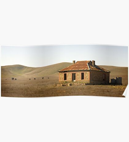 Burra House Poster