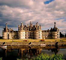 Chateaux de Chambord by amrita125