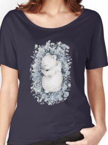 Polar Slumber Women's Relaxed Fit T-Shirt