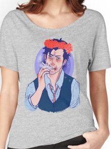 Sebastian; Stale Cinnamon Bun Women's Relaxed Fit T-Shirt