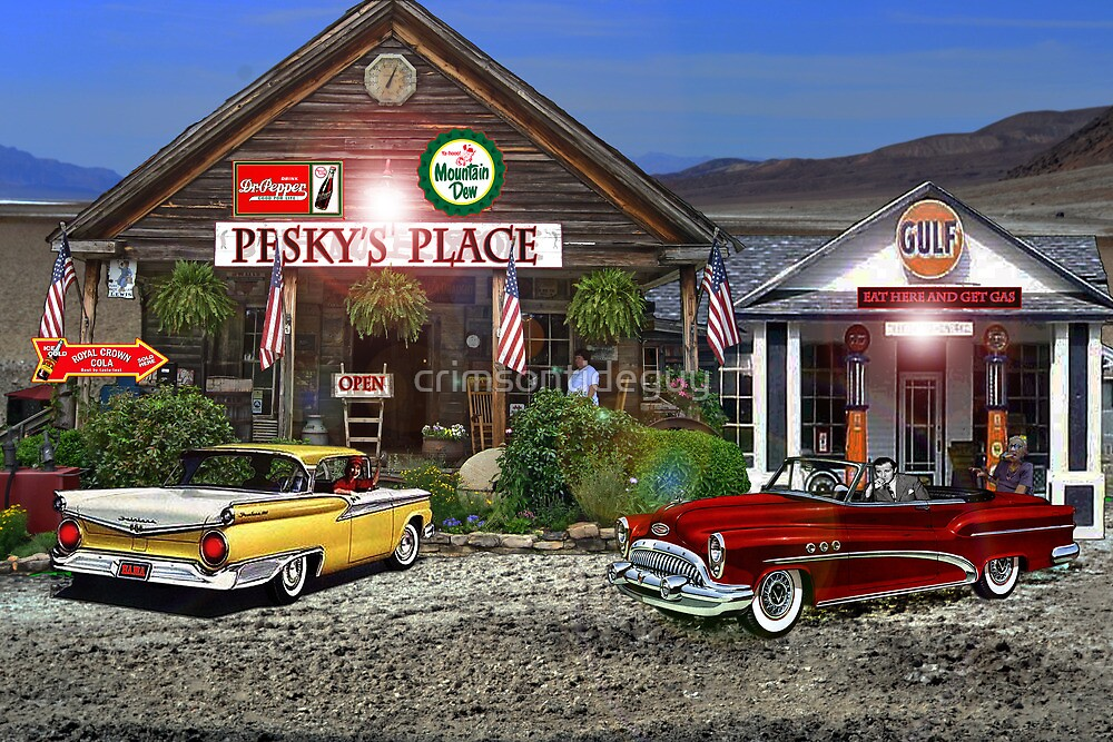 Pesky's Place by Mike Pesseackey (crimsontideguy)