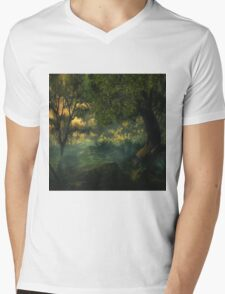 Fantasy Forest 5 Mens V-Neck T-Shirt