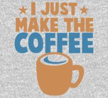 I just make the COFFEE Kids Tee