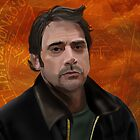 John Winchester by Nana Leonti