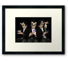 Magician #1 Framed Print