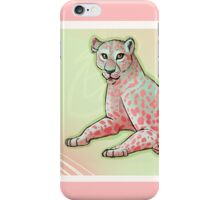 Strawberry and Kiwi Leopard iPhone Case/Skin