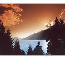 Howe Sound Photographic Print