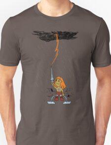 Human lightningrod T-Shirt