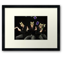 Magician #5 Framed Print
