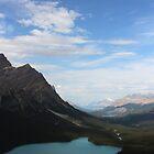 peyto lake ,canada by milena boeva