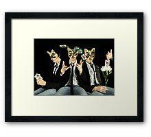 Magician #7 Framed Print